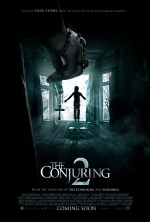 The Conjuring 2 new poster will put the fear of god into you