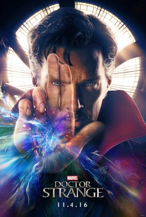 Doctor Strange new poster gets out its Eye of Agamotto