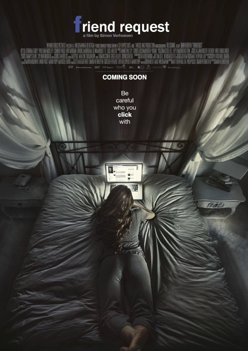 Friend Request film review: social media is a killer