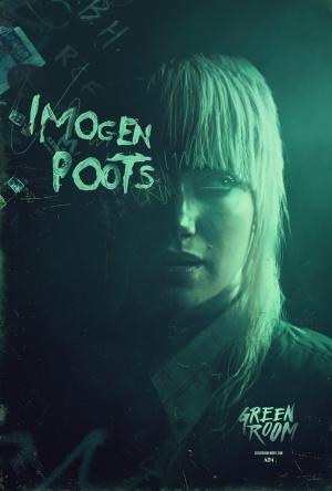 Green Room character posters get moody