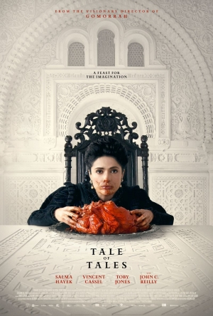 Tale Of Tales new poster has a very hungry Salma Hayek