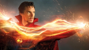 Doctor Strange movie new pic is pretty magical