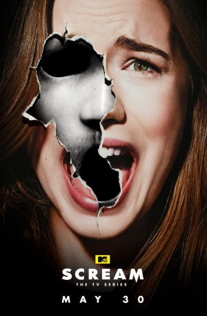 Scream Season 2 new character posters are sooooo two-faced