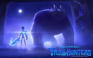 Guillermo del Toro's Trollhunters first look