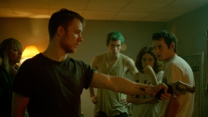 """Green Room's Jeremy Saulnier on creating """"a brutal, intense experience"""""""