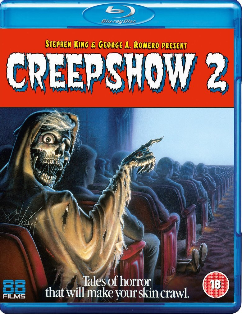 Creepshow 2 Blu-ray review: tales of terror, hitchhikers and goo