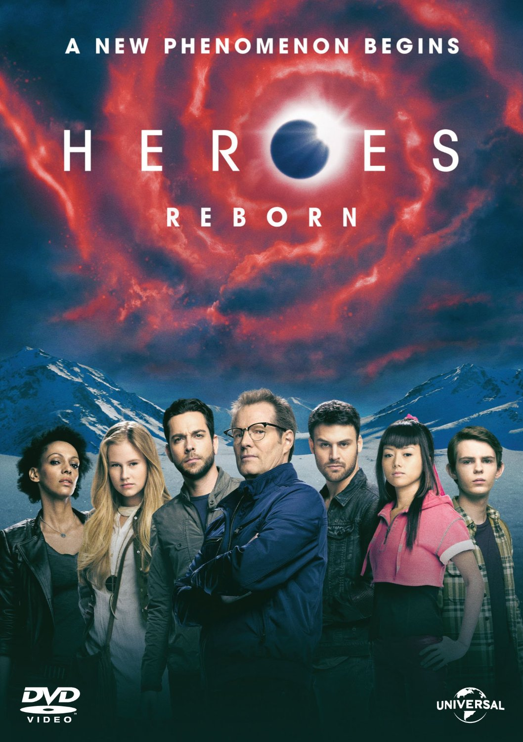 Heroes Reborn Blu-ray review: worth the wait?