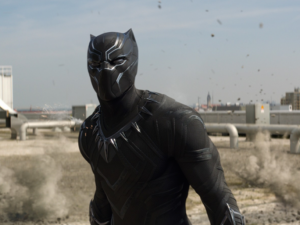 Black Panther wants Force Awakens star