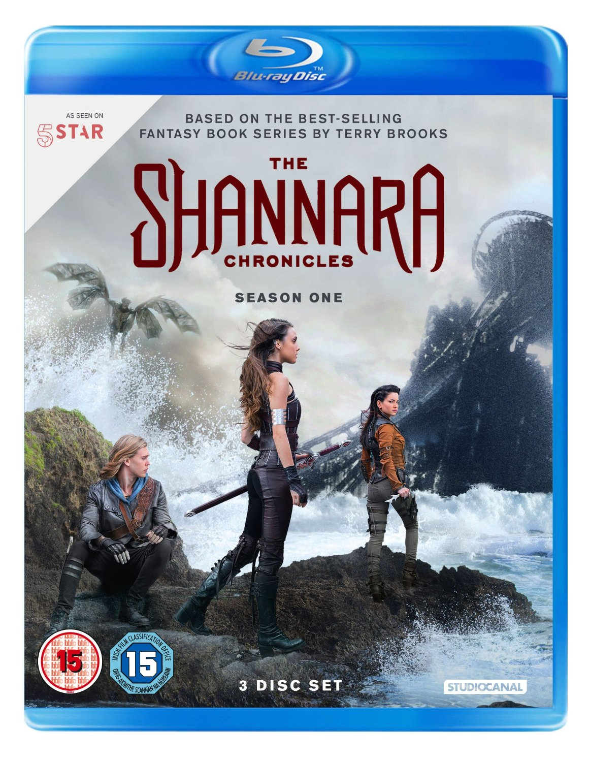 Shannara Chronicles Season 1 Blu-ray review