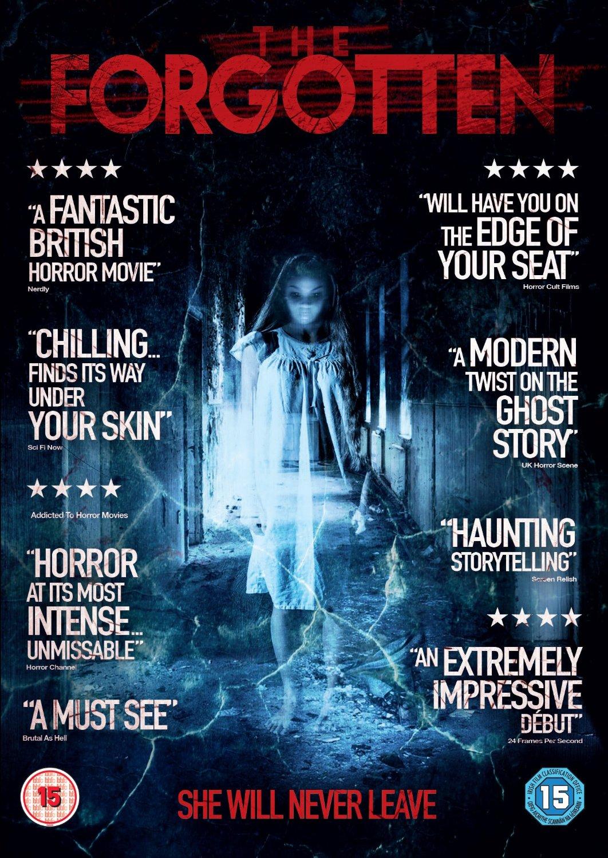 The Forgotten DVD review: an excellent London chiller