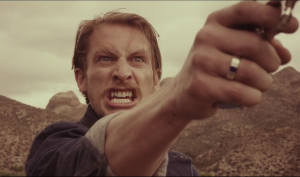 Carnage Park trailer is gleefully grindhouse horror