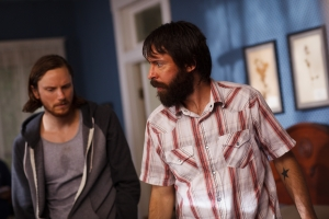 Martin Starr on Intruders, playing evil and making shows we love