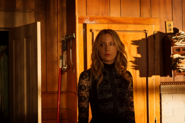 Beth Riesgraf comes under attack in Intruders