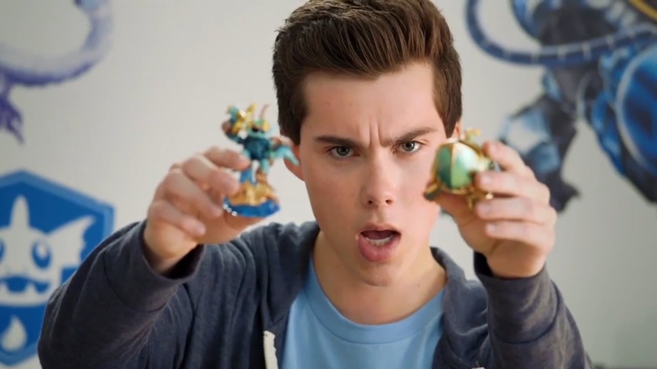 Jeremy Shada, the voice of Finn