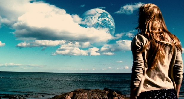 Brit Marling in Mike Cahill's Another Earth