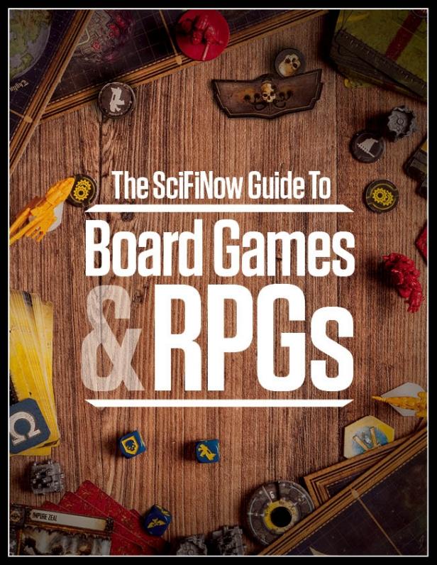 Board games cover