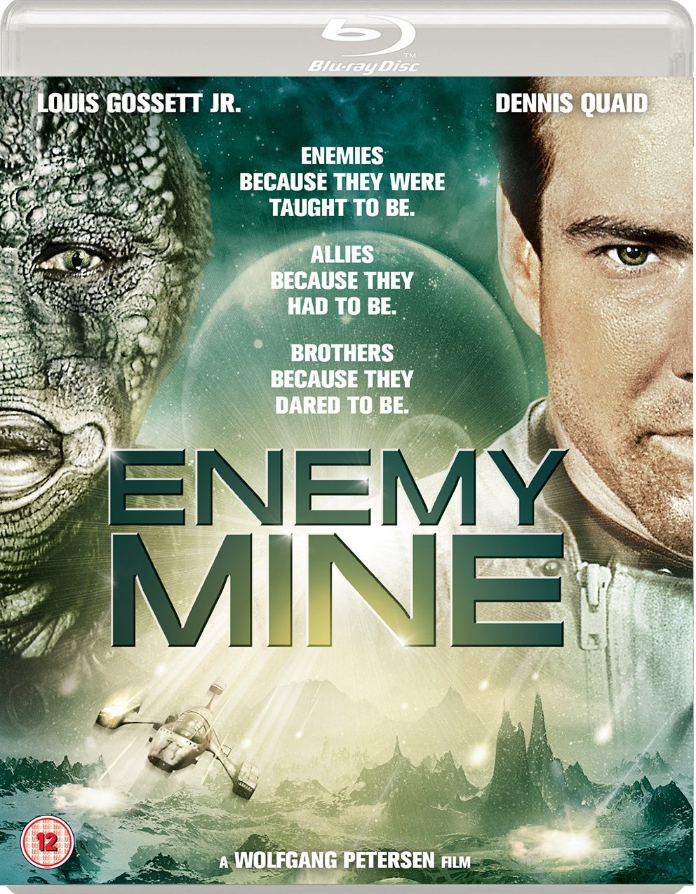 Enemy Mine Blu-ray review: war is hell
