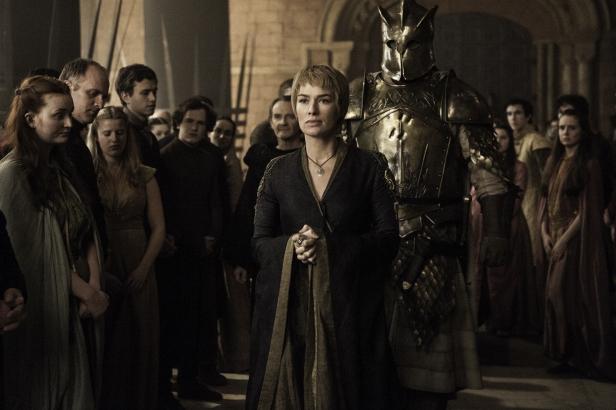Lena Headey as Cersei, Hafpor Julius Bjornsson as The Mountain
