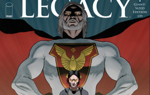 Jupiter's Legacy movie finds itself some writers