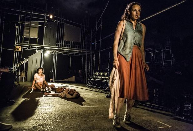 Karagula at The Styx, courtesy of Lara Genovese @ Naiad Photography, Emily Forbes, Charmaine Wombwell and Emily Burnett