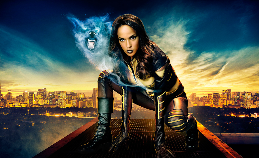 Legends Of Tomorrow Vixen