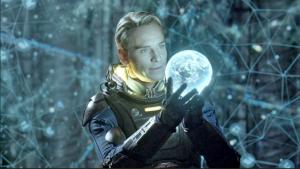 Alien Covenant: Fassbender's got his body back!
