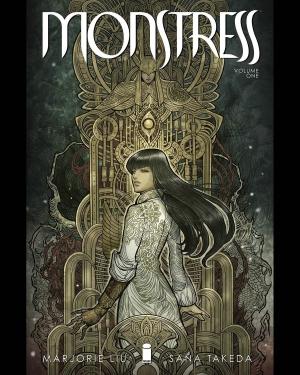 Monstress Volume 1: Awakening by Marjorie M Liu graphic novel review