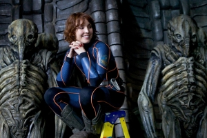 Noomi Rapace will be in Alien Covenant after all