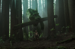 Pete's Dragon soars in the new trailer