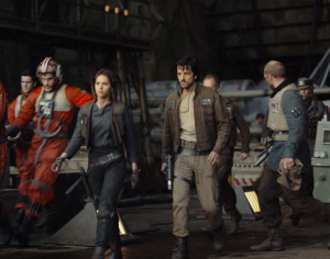 Star Wars Rogue One reshoots ordered – Force out of balance?