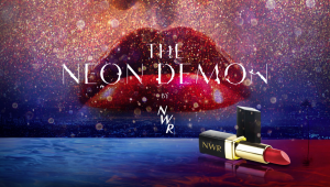 The Neon Demon faux cosmetics 'ads' promos are quite eerie