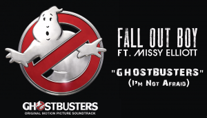 Ghostbusters new theme song by Fall Out Boy ft Missy Elliott is here