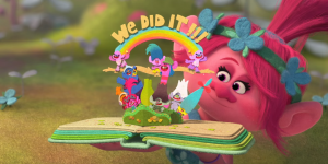 Trolls new trailer is so joyful it could probably induce happy-vomiting