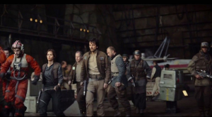 Rogue One: character descriptions and more