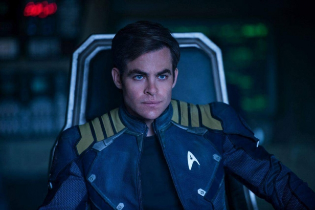 Star Trek Beyond Chris Pine Kirk