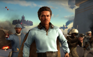 Star Wars Battlefront trailer: Lando enters the fray