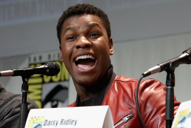 John Boyega will lead Pacific Rim 2