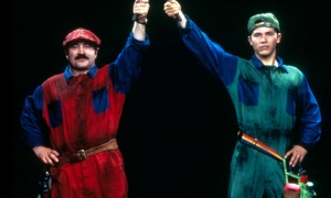Super Mario Bros.'s Rocky Morton: 'It was a harrowing experience'