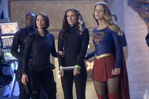 Supergirl Season 1 Blu-ray review
