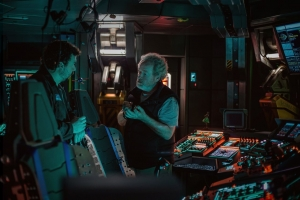 Alien: Covenant first look at Danny McBride