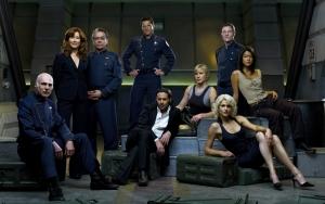 Battlestar Galactica movie gets Westworld writer