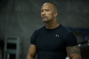 Universal wants Dwayne Johnson for the Wolf Man, maybe
