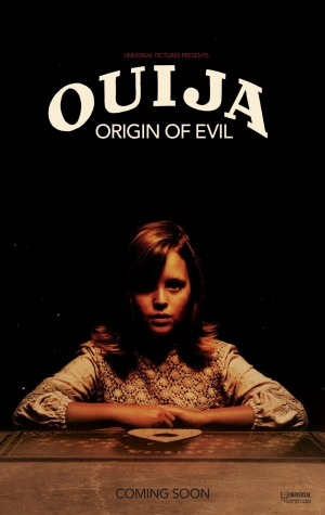 Ouija 2: Origin Of Evil first poster for Mike Flanagan's sequel