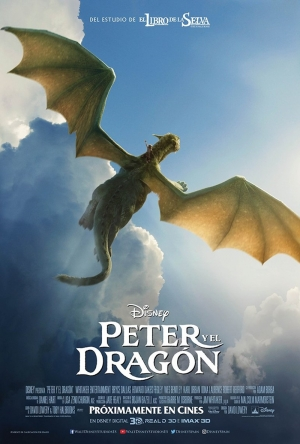 Pete's Dragon international poster gives a good look at Elliot