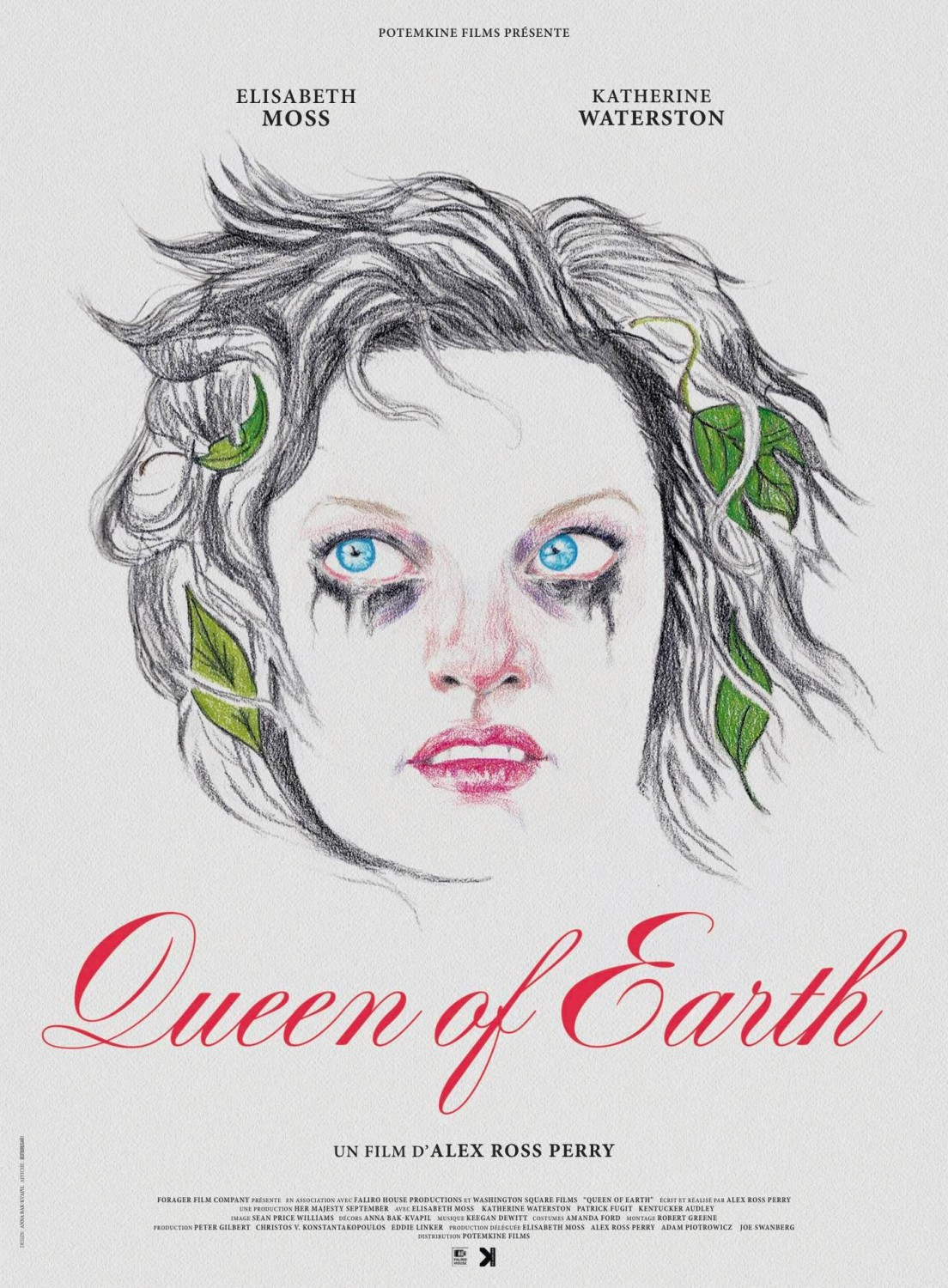 Queen Of Earth film review: with friends like these…
