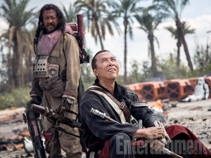 Star Wars Rogue One new images expand the universe