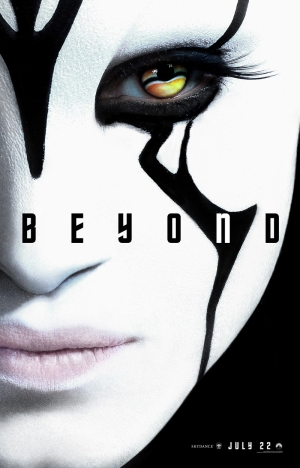 Star Trek Beyond new Jaylah poster stares into your soul