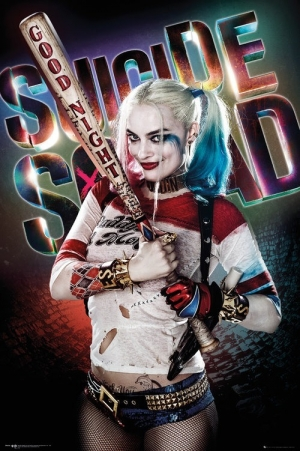 Suicide Squad new posters and promo introduce the characters again