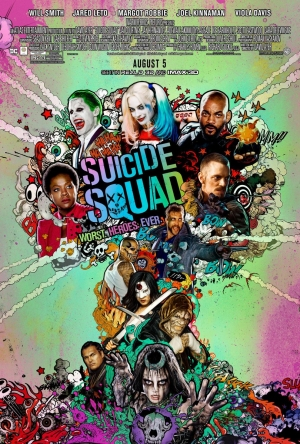 Suicide Squad new poster goes nuclear