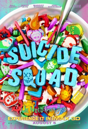 Suicide Squad new poster is the weirdest and coolest yet